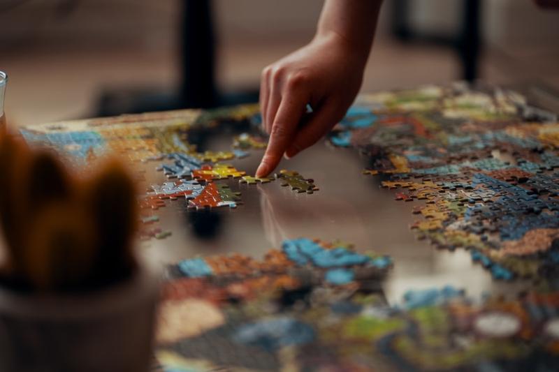 Puzzle pre malých aj veľkých na zábavu i vyplnenie voľných chvíľ