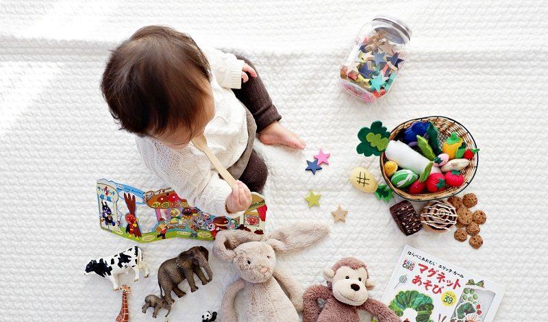 Hračky pre dieťa do 1 roka